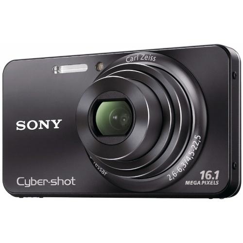 Фото Sony CyberShot DSC-W570 black