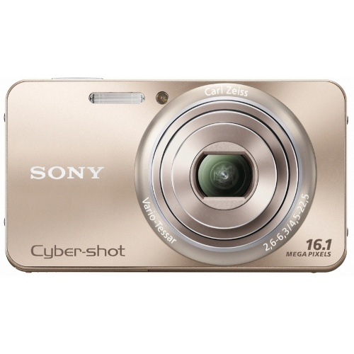 Sony CyberShot DSC-W570 gold