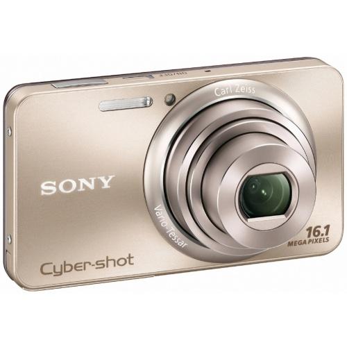 Фото Sony CyberShot DSC-W570 gold