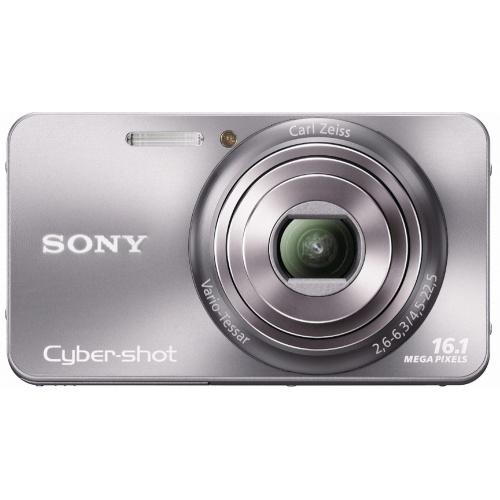 Sony CyberShot DSC-W570 silver