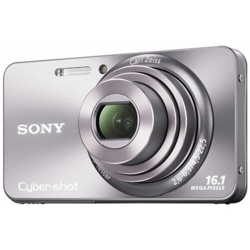 Фото Sony CyberShot DSC-W570 silver