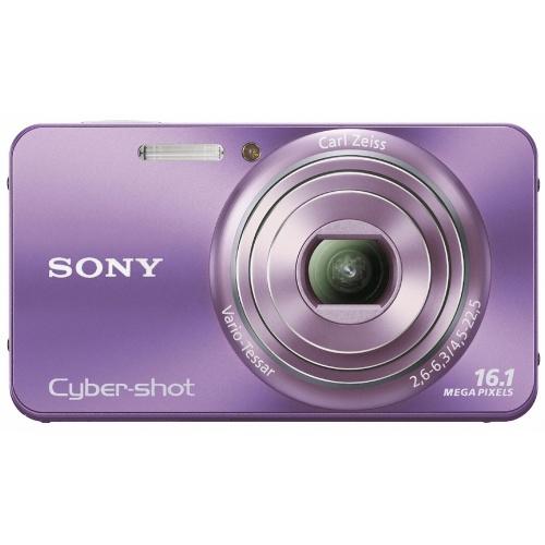 Фотография Sony CyberShot DSC-W570 violet