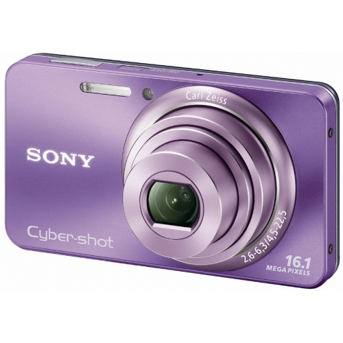 Фото Sony CyberShot DSC-W570 violet