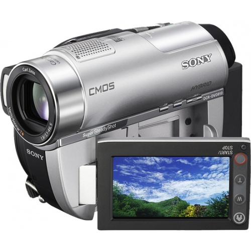 Фото Sony DCR-DVD910E