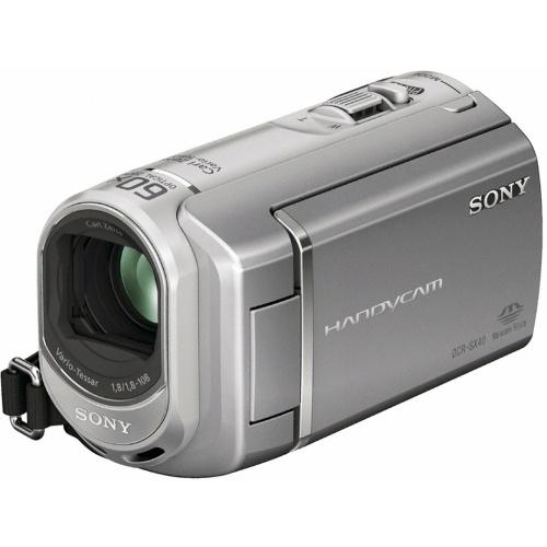 Фото Sony DCR-SX40ES silver