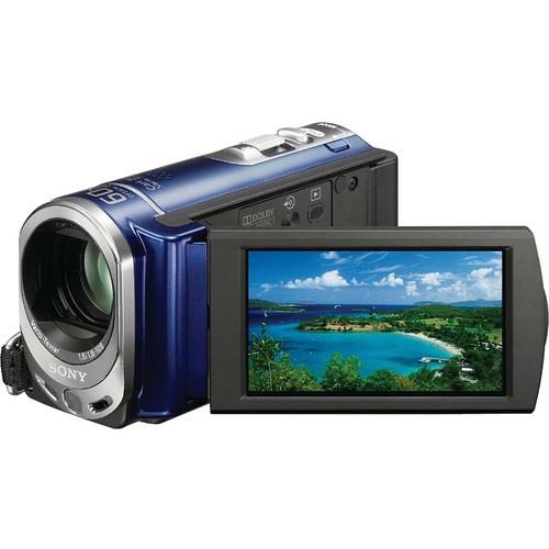 Sony DCR-SX44E blue
