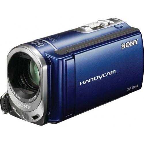 Фото Sony DCR-SX44E blue