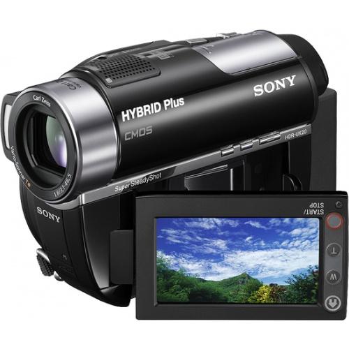 Фото Sony HDR-UX20E