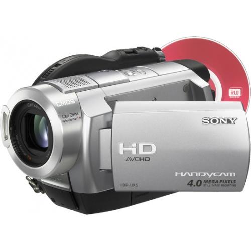Фото Sony HDR-UX5E