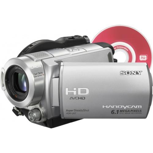 Фото Sony HDR-UX7E