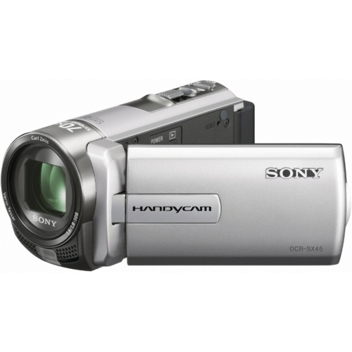Фотография Sony DCR-SX45 Silver