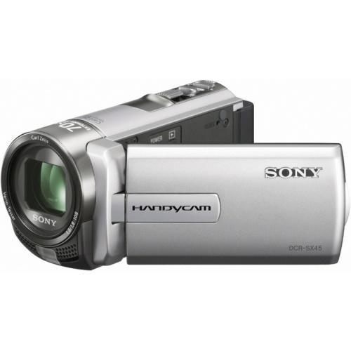 Sony DCR-SX45 Silver